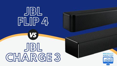 JBL Flip 4 VS Charge 3