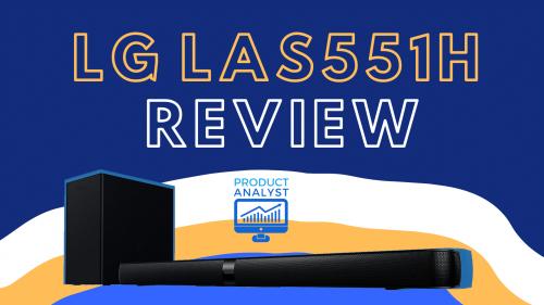 LG LAS551H Review