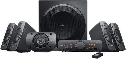 Logitech 5.1 Surround Sound Speaker System Set