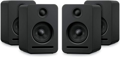 Mini speakers of Platin Monaco 5.1 with WiSA SoundSend