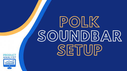 Polk Soundbar Setup