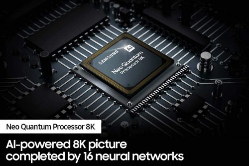 SAMSUNG 75-inch Class QN900A Series - processor
