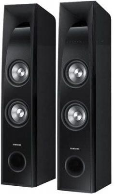 SAMSUNG TW-J5500-2.2 Channel 350 Watt Wired Audio Bluetooth Sound Tower Bundle