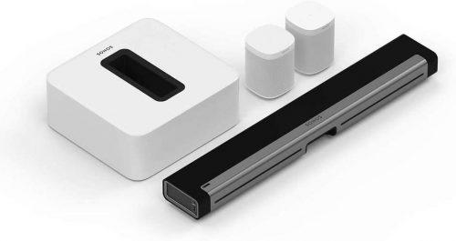 Sonos 5.1 Surround Set in white