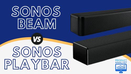 Sonos Beam VS Playbar