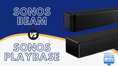 Sonos Beam VS Playbse