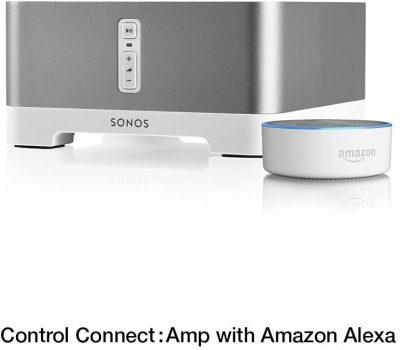 Sonos Connect with Amazon Alexa