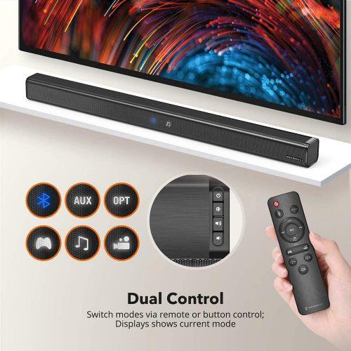 Soundbar Bluetooth Connection