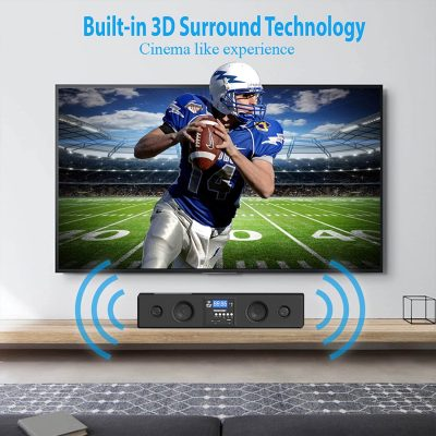 Surround Sound Technology when connected to TV