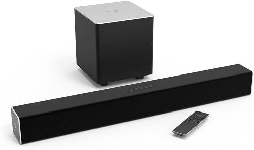 VIZIO 2.1 Sound Bar SB2821-D6 with Wireless Subwoofer