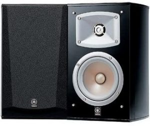 Speakers from Yamaha 7.2-Channel Wireless Bluetooth Surround Sound Home Theater System