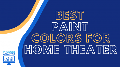 best paint colors for home theater