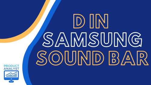 d in samsung sound bar