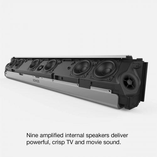 internal speakers of the Sonos Playbar