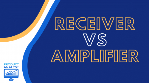 receiver vs amplifier