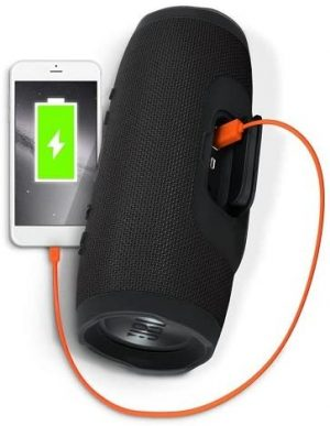 JBL Charge 3 charging through a phone