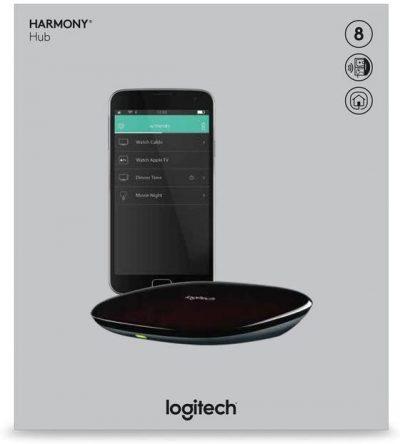 Logitech Harmony Hub box