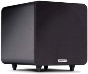 Polk Audio PSW111 8 Inch Powered Subwoofer