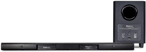 JBL 3.1 Soundbar sound system back