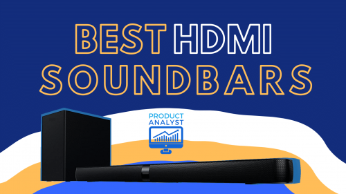 Best HDMI Soundbars