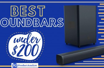 Best Soundbars Under 200 – Comparison & Reviews