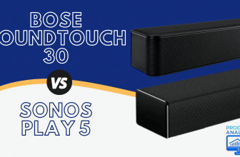 Bose Soundtouch 30 vs Sonos Play 5 — How Do These Fare When It Comes To Sound Quality?