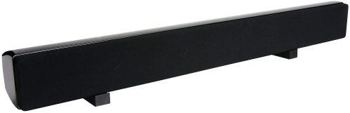 Dayton Audio BS36 LCR Speaker Bar Black