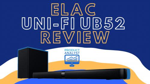 ELAC Uni-Fi UB52 Review