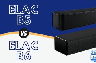 Elac B5 vs B6 — Comparing Two Small Yet Powerful Bookshelf Speakers (2021)