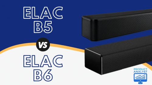 Elac B5 VS B6