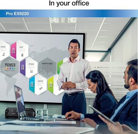 Epson Pro EX9220 for office use