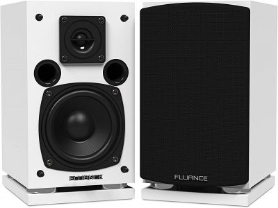 subwoofers from Fluance Elite Series Surround Sound Home Theater 7.1 Channel Speaker System