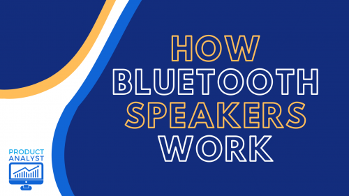 How bluetooth speakers work