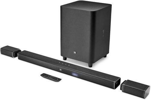 JBL Bar 5.1 4K Ultra HD 5.1-Channel Soundbar