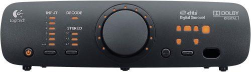 Logitech 5.1 Surround Sound Speaker System Dolby Digital