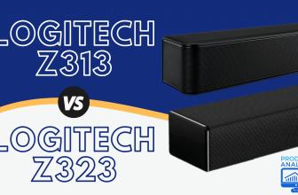Logitech Z313 vs Z323 — Which Speaker System Is Best For Music? (2021)