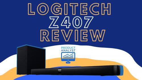 Logitech Z407 review