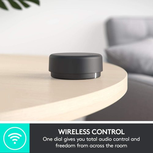 Logitech Z407 wireless control