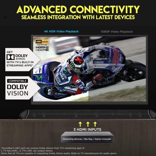 Nakamichi Shockwafe Ultra 9.2 advanced connectivity