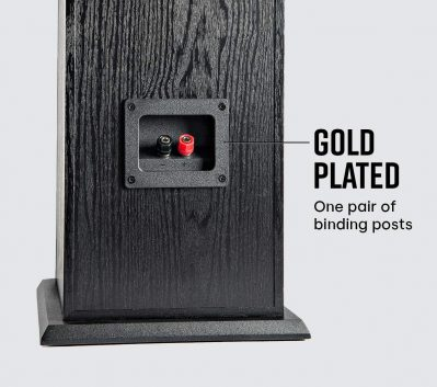 Polk Audio T50 Gold Plated Binding Post