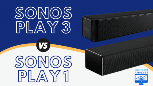 Sonos Play 3 vs Play 1
