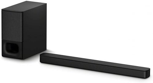 Sony HT-S350 with subwoofer