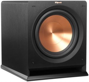 Subwoofer from Klipsch 7.1 RP-260 Reference Premiere Surround Sound Speaker Package