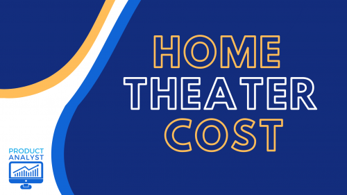 home theater cost