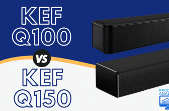 KEF Q100 vs Q150 — Which Bookshelf Speakers Are Worth It? (2021)