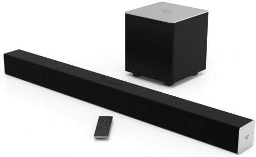 VIZIO 2.1 Sound Bar SB3821-C6 with Wireless Subwoofer