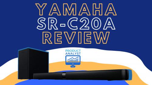 Yamaha SR-C20A review