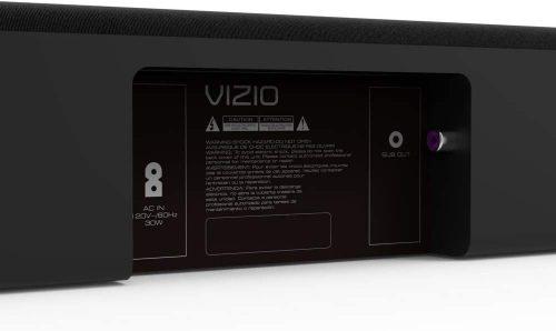 back of the Vizio SB3820-C6