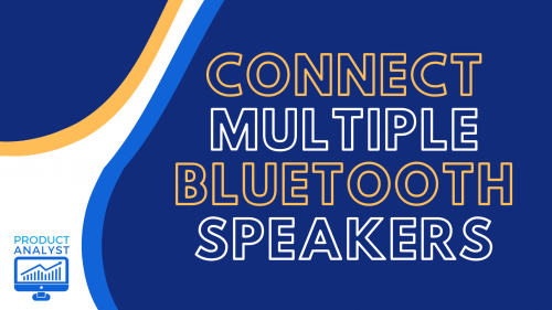 connect multiple bluetooth speakers