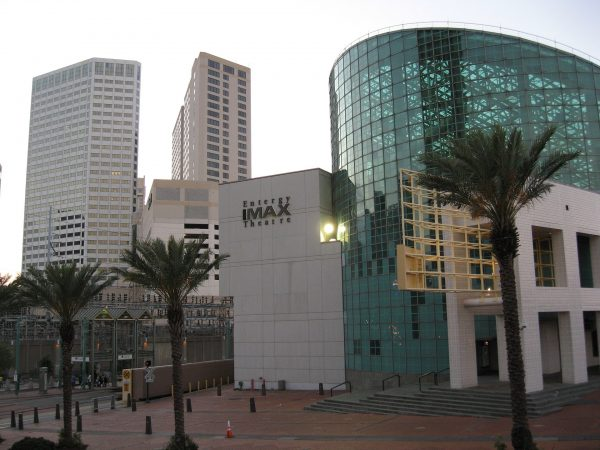 imax theater new orleans